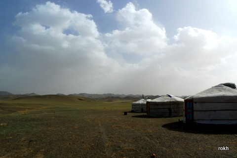Ger Camps @ Yolyn Am, Mongolia