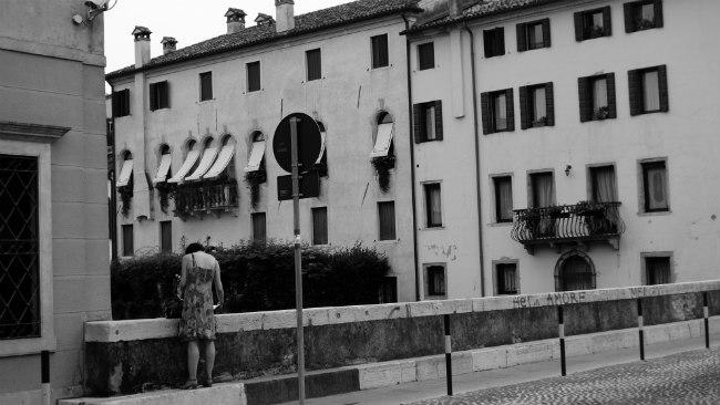 Solitude in Padova, Italy