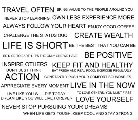 my manifesto 2012